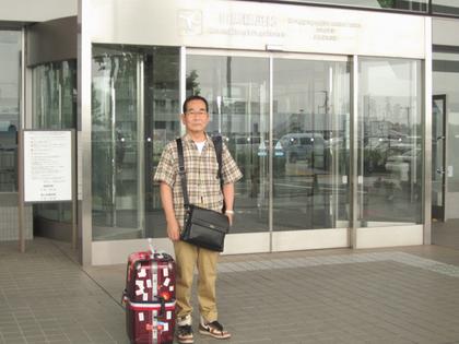 7月13日新潟空港~上海経由で桂林出発001.jpgのサムネール画像