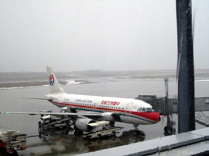 2014年2月15日MU296便新潟空港07.JPG