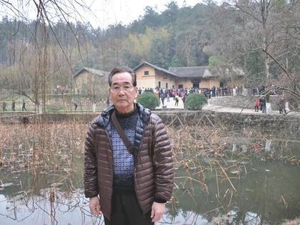 2014年2月22日.毛澤東生家85.JPG