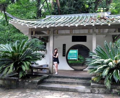 2014年七星公園的寺6.JPG