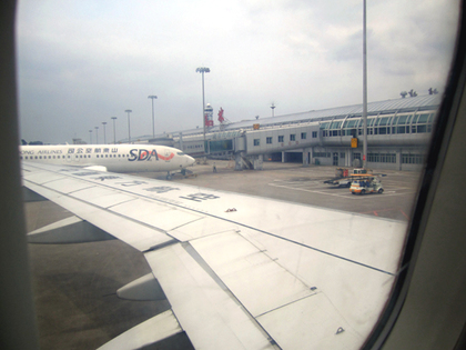 2014年6月27日MU5382便機内より8.JPG