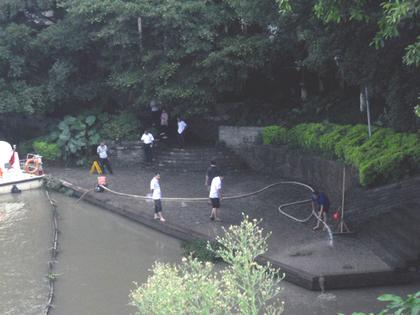 2014年7月的河川清掃7.JPG