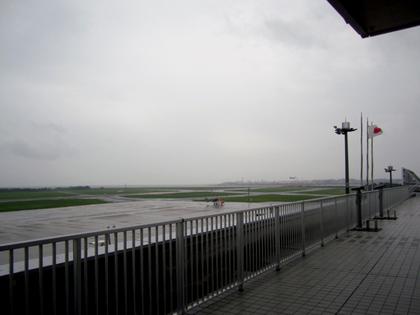 2014年7月16日MU295便着陸1.JPG