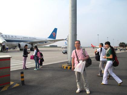 2014年8月25日ハルピン空港2.JPG