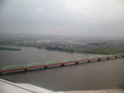 2014年8月25日新潟空港着陸.JPG
