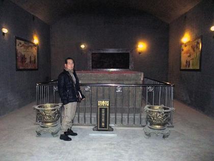 2015.2.17.皇帝石棺.JPG