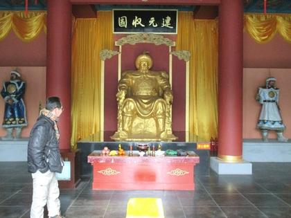 2015.2.17.金王朝霊廟.JPG