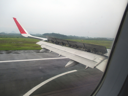2015.5.3.(3U8/523便)桂林着陸.JPG