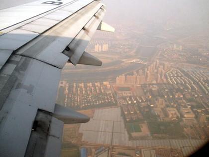 北京着陸態勢(CA1312).jpg